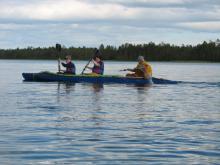 Снаряжение для водного туризма